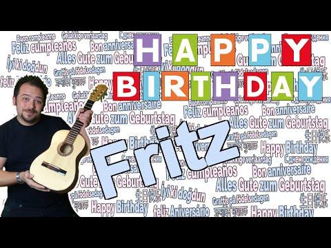 ❤️-geburtstagslied-für-fritz--happy-birthday-fritz--fritz's-geburtstagssong