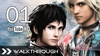 The Last Remnant Walkthrough - Gameplay Part 1 (Athlum) HD 1080p No Commentary