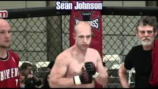 Sean Johnson Defeats Pietr Mikkelsen Via Round 1 Tko - 170lb Championship Bout
