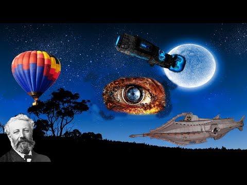 Jules Verne'nin İnanılmaz Kehanetleri