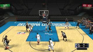 NBA 2k14: Pick and Roll Tutorial