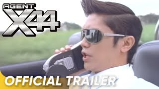 Repeat youtube video AGENT X44 trailer