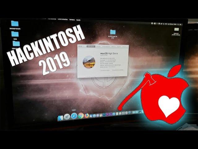 HACKINTOSH en 2019 💻🖥️ ¿Se Actualiza? ¿ES SEGURO? ¿ES RENTABLE?