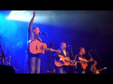 Manran & Donnie Munro Band - Loch Lomond - Barras 2015 Live