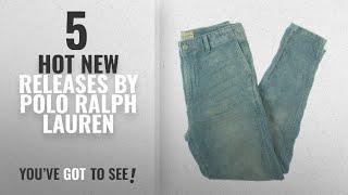 Hot New Polo Ralph Lauren Women Clothing [2018]: Denim & Supply Ralph Lauren Womens Twill Flat Front