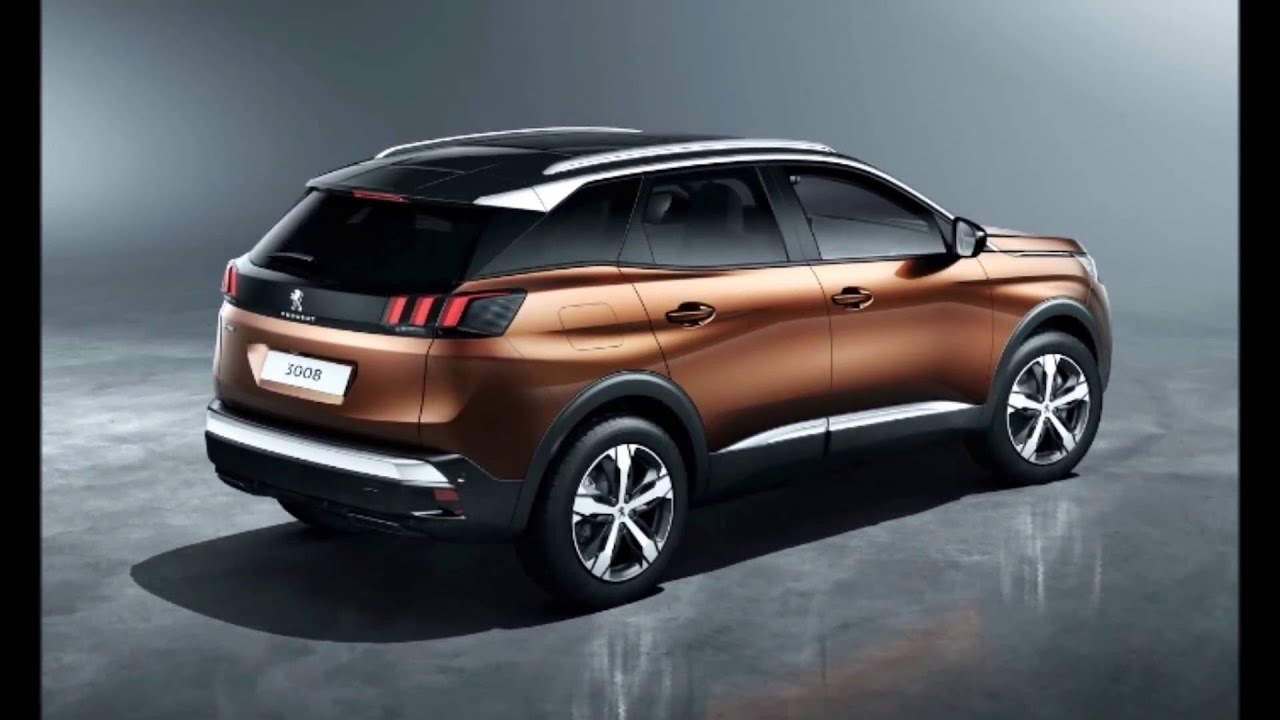 2017 peugeot 3008 review interior photos youtube. Black Bedroom Furniture Sets. Home Design Ideas