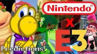 Koops E3 Predictions! ll Nintendo @ E3 #1