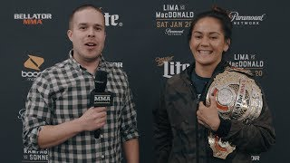 Bellator 192 Preview Show With Ilima-Lei Macfarlane - MMA Fighting
