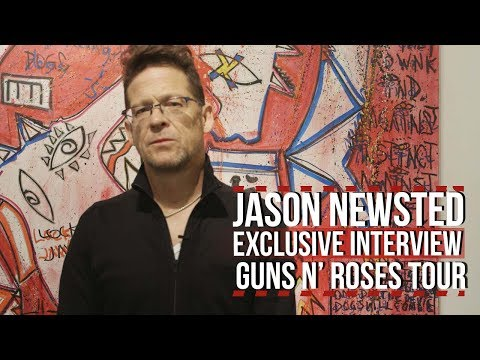 Jason Newsted: Guns N' Roses Taught Me 'What Not to Do'