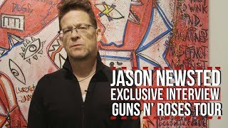 Jason Newsted: Guns N