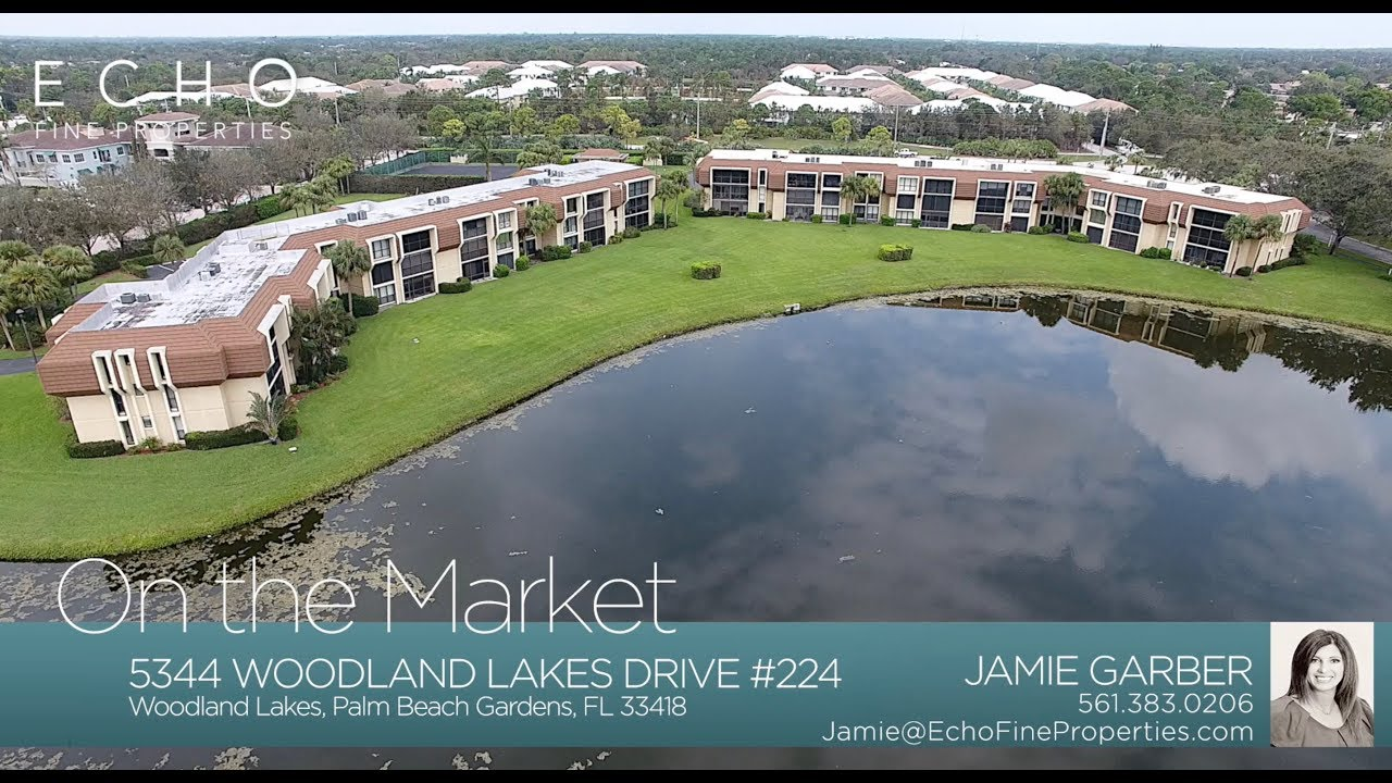 On The Market: 5344 Woodland Lakes Drive #224, Palm Beach Gardens ...