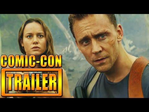 Kong: Skull Island Comic-Con Trailer