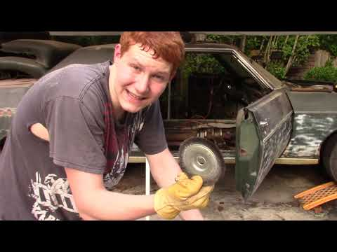 Replacing 1970 Impala floor pans-Part 1