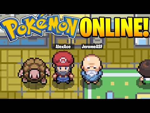 The ONLINE POKEMON GAME You DIDN'T Know About! | Pokemon MMO With JEROMEASF!