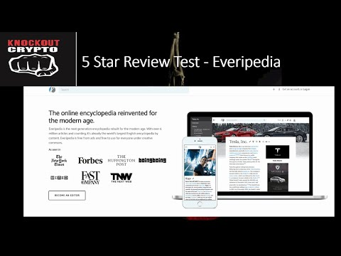 Everipedia Coin Review Everipedia Airdrop IQ Token $IQ Must See Great Project!!