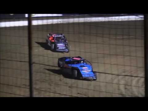 UMP Modified Heat #7 from Portsmouth Raceway/Dirt Track World Championship, 10/13/16.