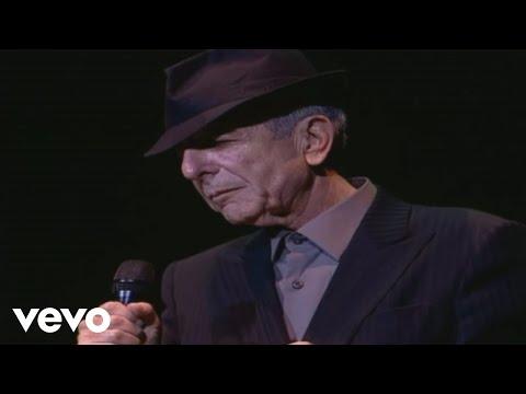 Leonard Cohen - So Long, Marianne (Live in London)