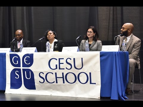 Gesu School 2016 Symposium: Panel Discussion