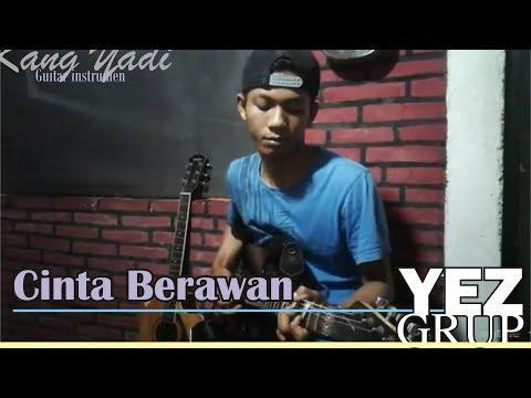 CINTA BERAWAN - Rita Sugiarto (instrumen by Kang Yadi YEZ Grup melody amatiran level)