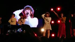 2/4 「11月のアンクレット劇場盤大握手会」 スペシャルステージNMB48teamBⅡ ワロタピーポー.