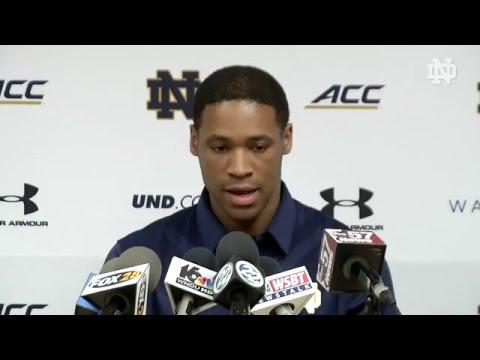 Demetrius Jackson 2015-2016 Highlights