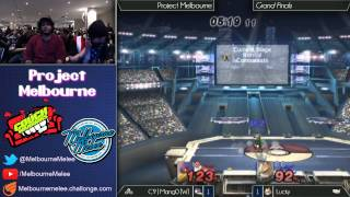 Project Melbourne PM Grand Finals - C9Mang0 vs Lucky