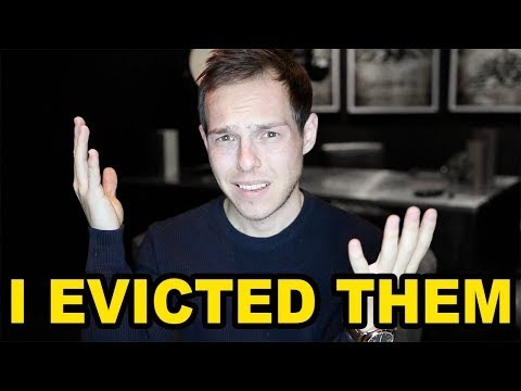 The WORST TENANT I'VE EVER HAD (EVICTION)