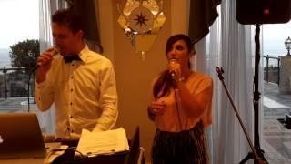 Duo Musicale per Matrimoni, Animazione, Pianobar  - Plaza Vasto - Francesco Barattucci Showman