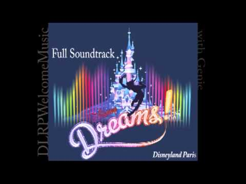 Disney Dreams! Soundtrack HQ - Disneyland Paris
