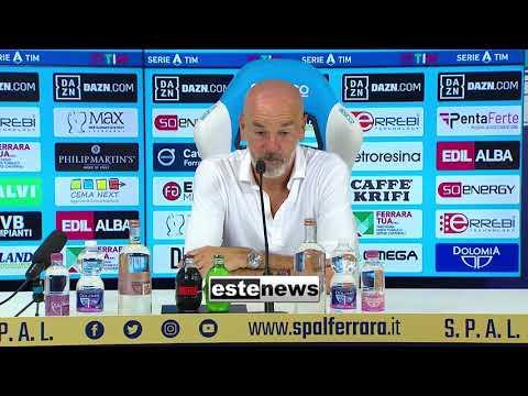 Spal-Milan 2-2, Pioli: \