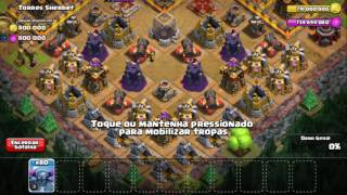 clash of clans fhx #1