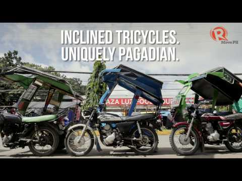 Pagadian checklist: Inclined tricycles