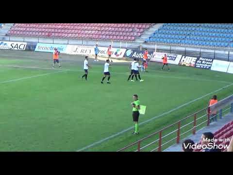 Goles Ourense CF 5 -1 Rápido de Bouzas