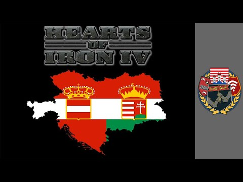 HOI4 The Austro-Hungarian Empire is Back Baby!