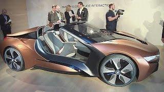 Le auto del futuro a Las Vegas - hi-tech