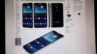 Обзор Samsung Galaxy Round - Первый и единственный!(Электронный обзор первого в мире смартфона с изогнутым дисплеем и внушительными характеристиками! Оставля..., 2013-10-11T21:50:04.000Z)