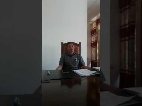Deklarasi Pemilu Damai Oleh Ketua DPRD TTU