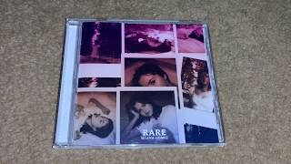 Rare is the 3rd studio album by selena gomez released in 2020. it hit #1 on billboard 200 chart, where charted for a total of 25 weeks. contains th...
