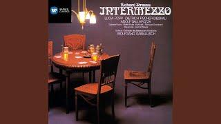 Intermezzo op.72 · Eine bürgerliche Komödie mit sinfonischen Zwischenspielen in 2 Aufzügen...