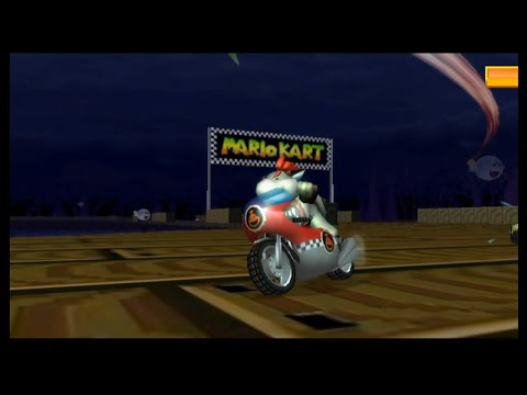 Mario Kart Wii Boo Cup (Custom Tracks)