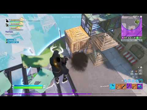 Drawfighter123 Playing Fortnite On Xbox One