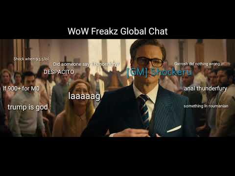 WoW Freakz Global Chat