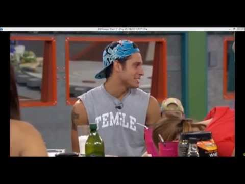 Penis Conversation- Big Brother 16