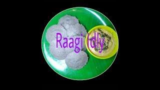 Raagi Idly || Finger Millet Idly || Healthy Break Fast Recipe