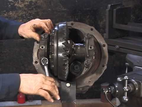 Rebuilding Rears- Part 4- Main Housing Assembly