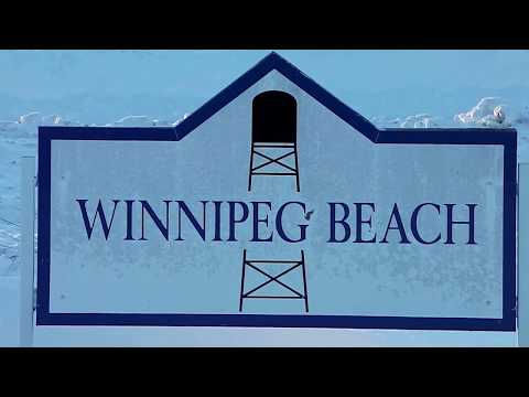 Winnipeg Beach town | Christmas and New Year time