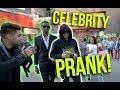 FAKE CELEBRITY PRANK IN HOLLYWOOD!