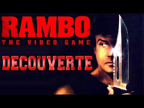 Rambo - Le Jeu Vidéo   J'ai fini le jeu en 1 vidéo !!! thumbnail