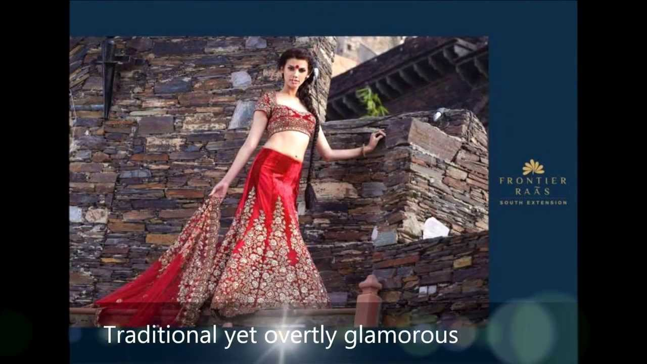 754af43282 Frontier Raas Collections Glimpse - YouTube