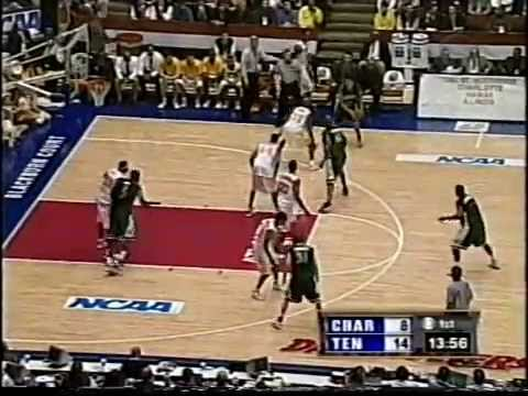 3.16.2001 - NCAA Tournament Charlotte 70 Tennessee 63